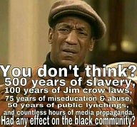 Black History 2016, Bill Cosby Comments